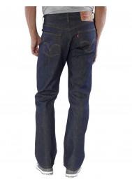 Levi's 501 Original Button Fly Shrink to Fit Jeans Rigid 501-0000 Men