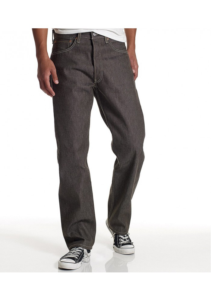 f2d5dd15684 Levi s 501 Original Button Fly Shrink to Fit Jeans cartonné 501-0000.  Loading zoom