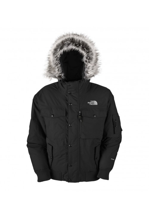 Down Jacket The North Face Gotham Black AAQFJK3