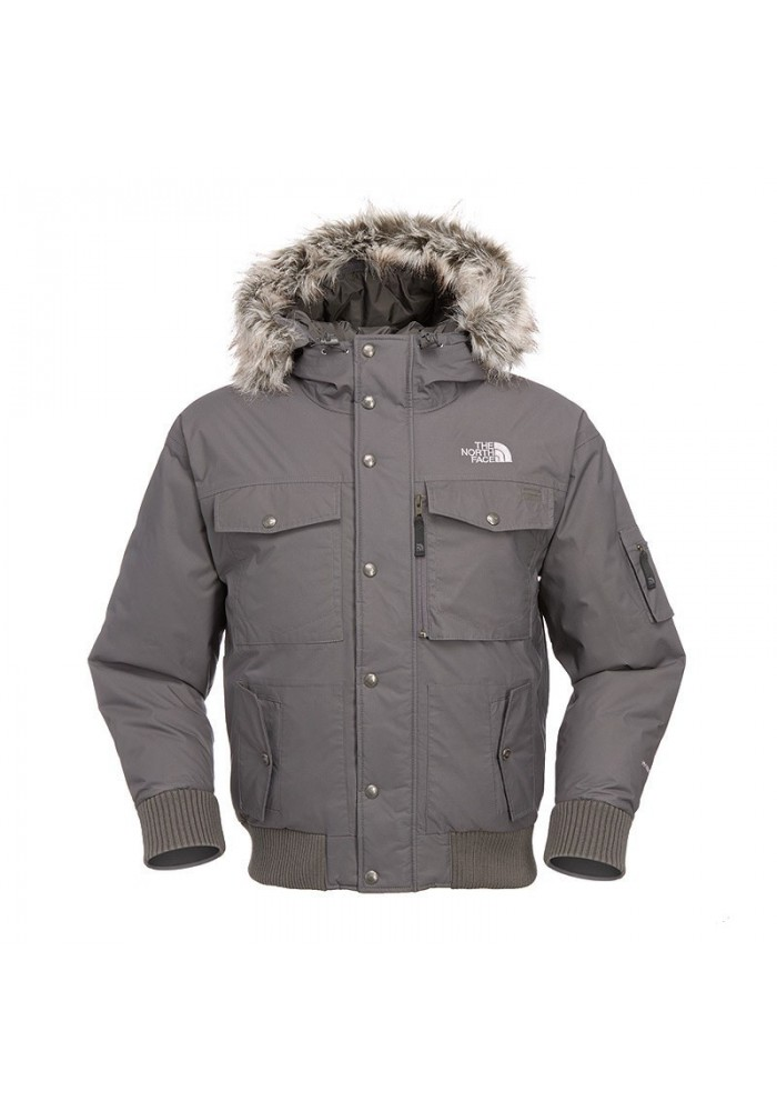 Manteau-Doudoune The North Face Gotham Noir AAQFJK3