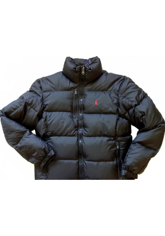 style à la mode vraie qualité réel classé Down Jacket- Ralph Lauren D546Y985YU4 Men Hiver Black