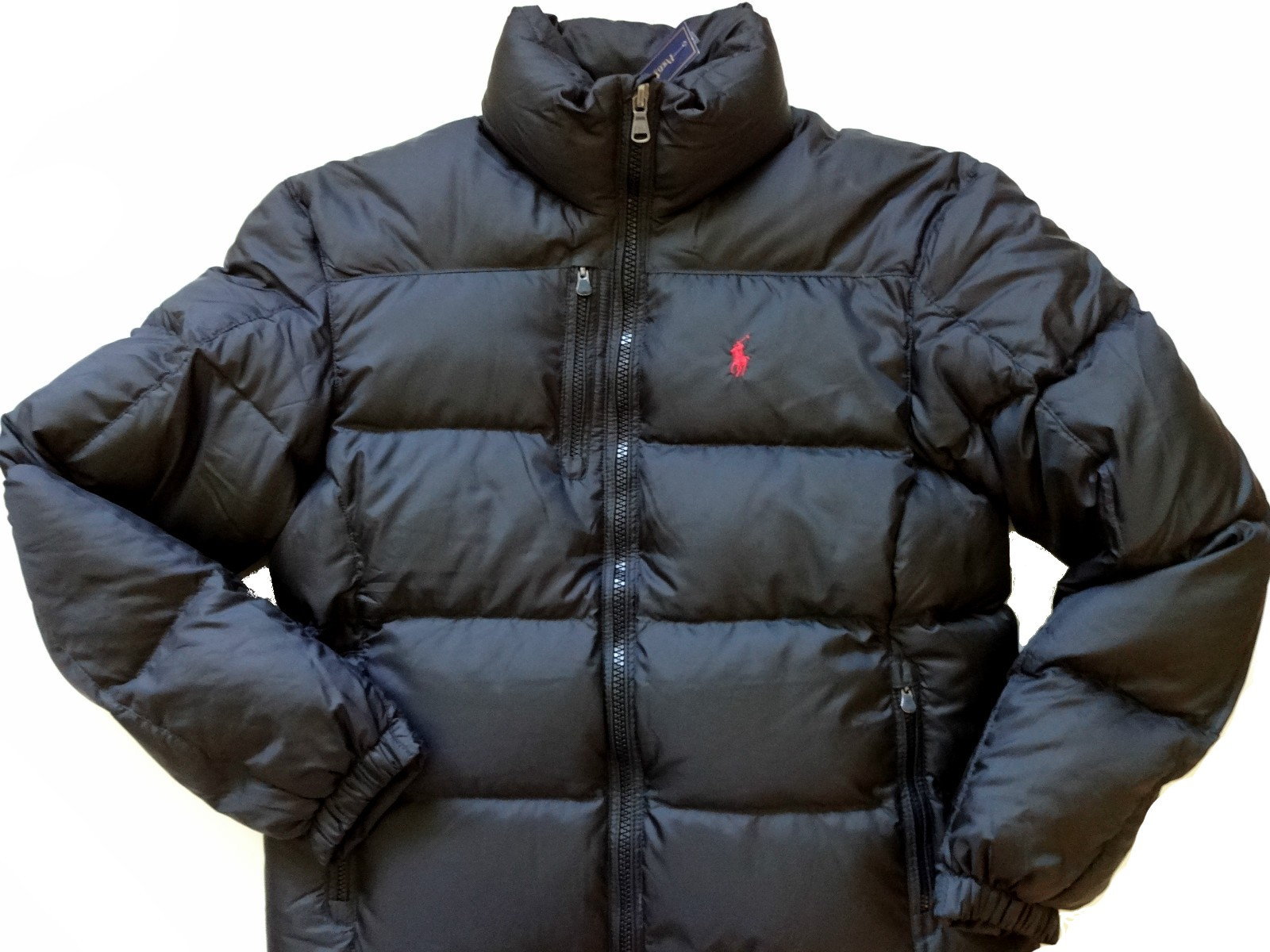 e59fc679f5fe Down Jacket- Ralph Lauren D546Y985YU4 Men Hiver Black