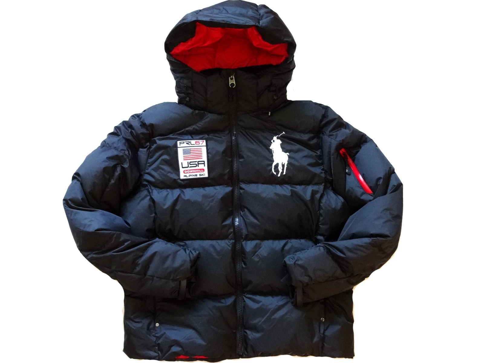 0c9c0fbaf2b1 Down Jacket- Ralph Lauren USA D246Y985GF9