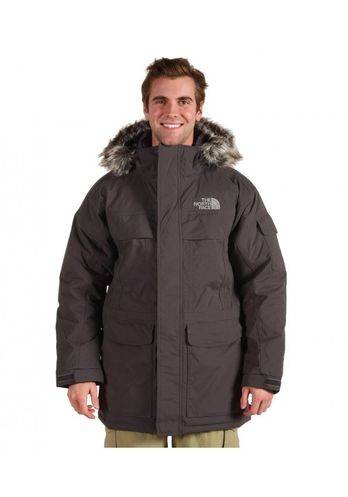 Jacket McMurdo The North Face Graphite Gris AZPNOM8