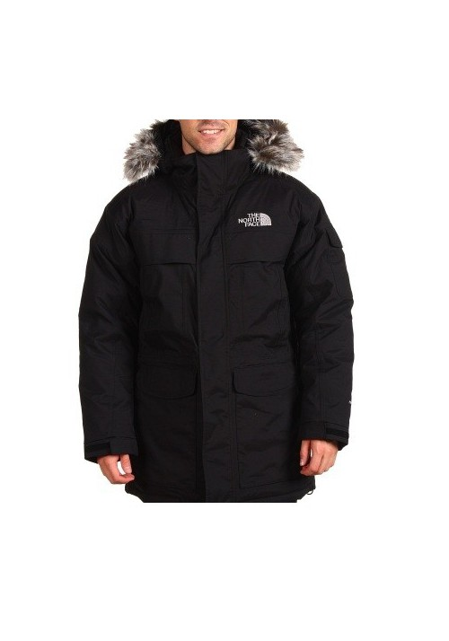 Jacket McMurdo The North Face Black AZPN-JK3