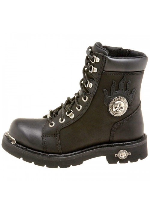 Harley Davidson Boots / Diversion Black (Ref : D94169) Men's