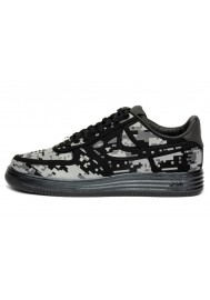 Nike Air Force 1 Lunar Digi Camo 577659-001 Men's