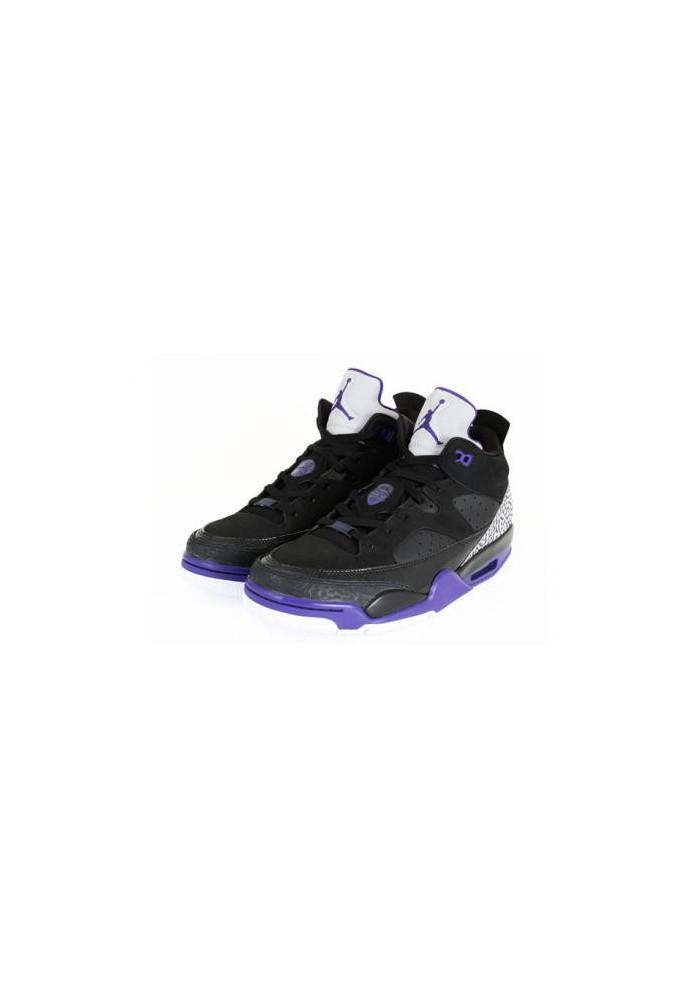 Nike Air Jordan Son Of Mars Low Black Purples 80603-008