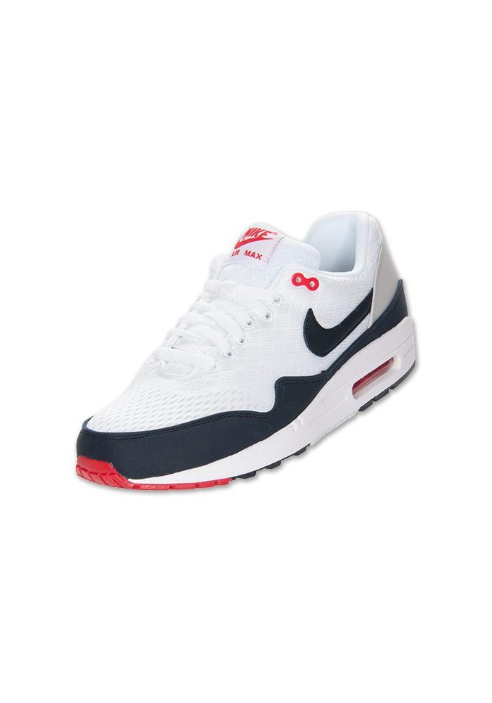 Nike Air Max 1 EM OG (Ref : 554718 106) WhiteDark Obsidian Men Deadstock