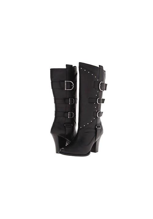 Harley Davidson Boots / Annalisa Black D85243 Women