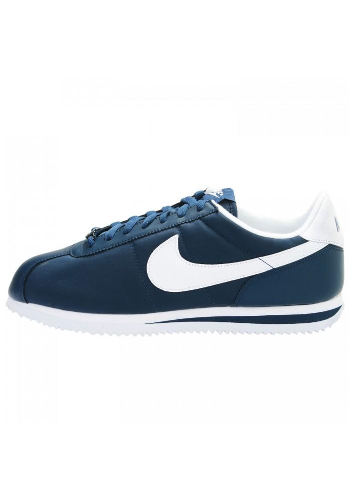 Nike Cortez Nylon Blue (Ref  476716,411) Men Running
