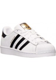 Adidas Womens Shoes Superstar C77153-WBK White/Black