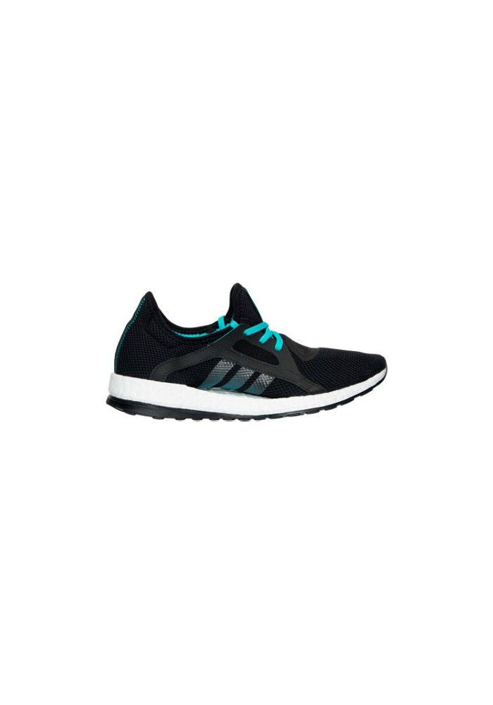df110568644f9 Adidas Womens Shoes Pure Boost X Running AQ6681-BKG Core Black Shock Green