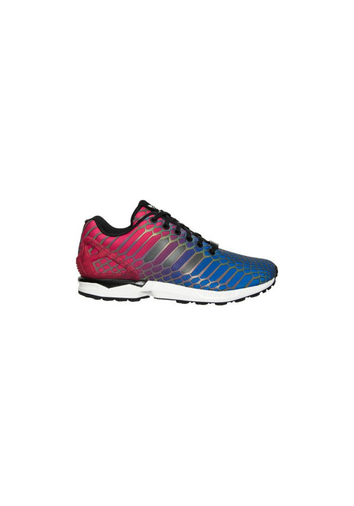 adidas zx flux xeno blue and green