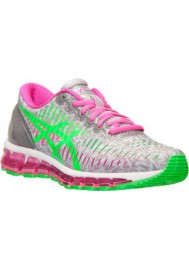 Womens Running Shoes Asics GEL Quantum 360 T5J6Q-938 Lightning/Sour Apple/Hot Pink