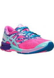 Womens Running Shoes Asics GEL Noosa Tri 10 T580N-356 Pink Glow/Aqua Splash/Fuchsia