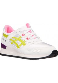 Womens Running Shoes Asics GEL Lyte III H5M8N-013 White/Purple