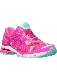 Womens Running Shoes Asics GT 1000 4 T5B8N-353 Pink Glow/Hot Pink/Pink Ribbon