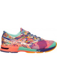 Womens Running Shoes Asics GEL Noosa Tri 10 T580Q-063 Electric Purple/Fiery Coral/Bermuda