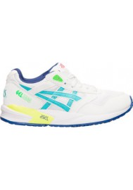 Womens Trainers Asics GEL Saga H592Y-120 White/Pink