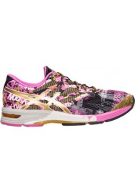 Womens Trainers Asics GEL Noosa Tri 10 T5M9N-909 Black/Gold/Gold Ribbon