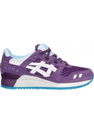 Womens Trainers Asics Gel Lyte III H5N8N-330 Purple/White