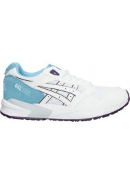 Womens Trainers Asics GEL Saga H5P8L-010 White/White