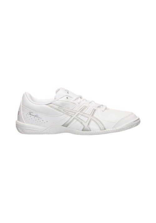 Womens Trainers Asics Tumblina Cheerleading Q461Y-193 White/Silver