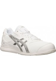 Womens Trainers Asics Cheer 7 Cheerleading Q460Y-193 White/Silver