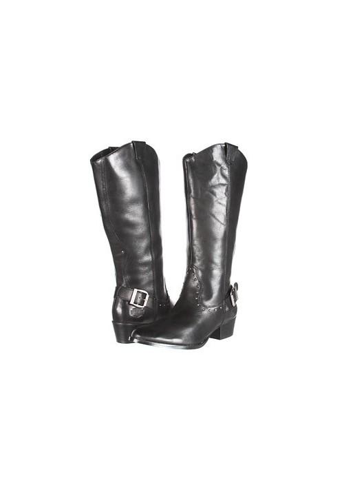 Boots - Harley Davidson - Dusty D85418 Black - Women
