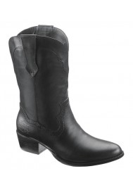 Boots - Harley Davidson - Mackena D83573 Black - Women