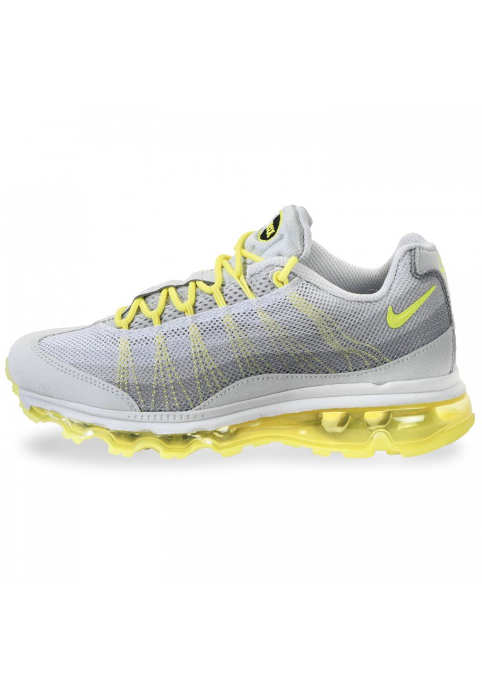 outlet store 68886 6d5dd Nike Max 95 DYN FW 553554-070 Gray Running Women
