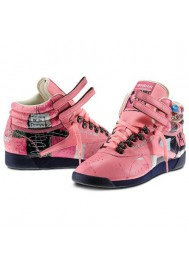 Nike Revolution Sky High 599410-500 Basket Haute Femme