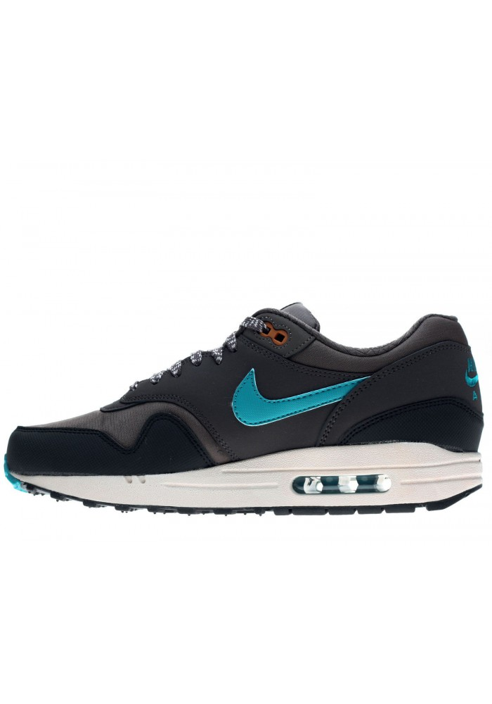 b85b0c4d594c6 Nike Air Max 1 Essential 537383-231 Gris Men Running