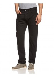Levi's 501 Original Button Fly Black Jeans 501-0660 Men