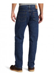 Levi's 501 Original Button Fly Shrink to Fit Jeans cartonné 501-0000