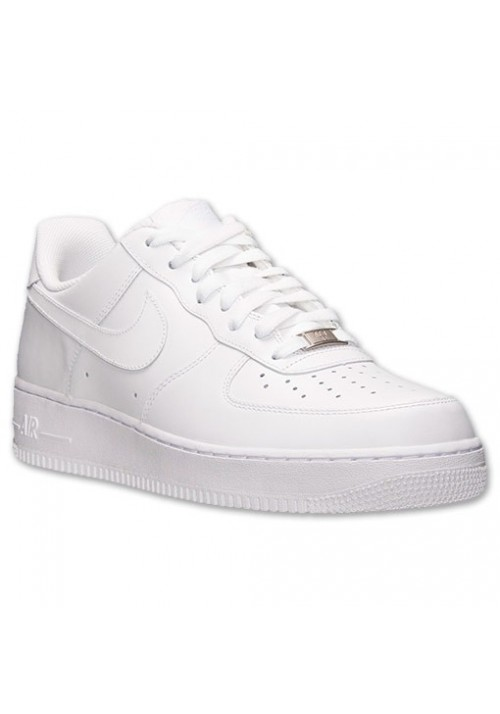 Nike Air Force 1 Low 324300-657 White / Leather Men's