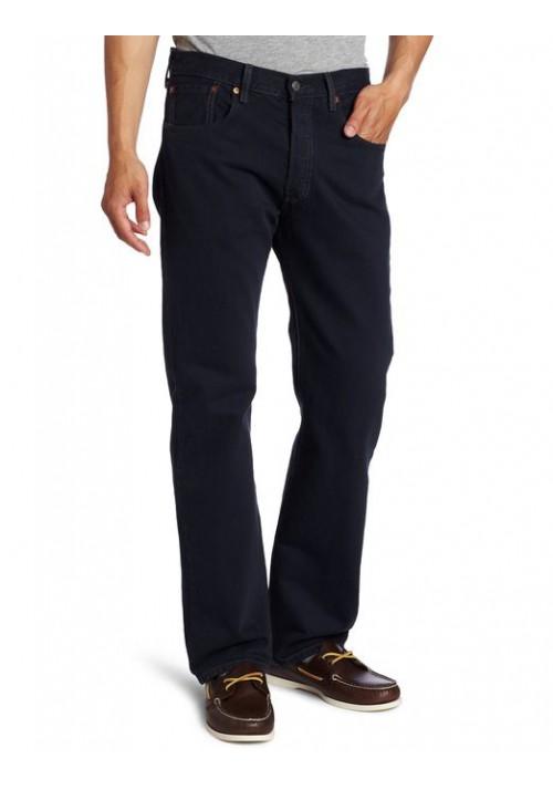 Levi's 501 Original Button Fly Jeans Union Blue 501-1335 Blue Men