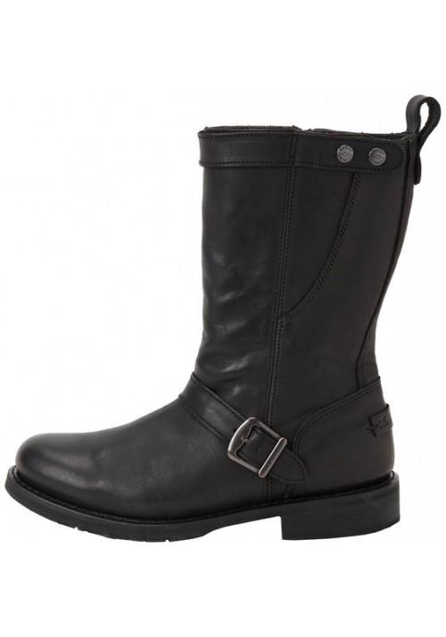 Harley Davidson Boots / Vincent Black (Ref : D93067) Men's
