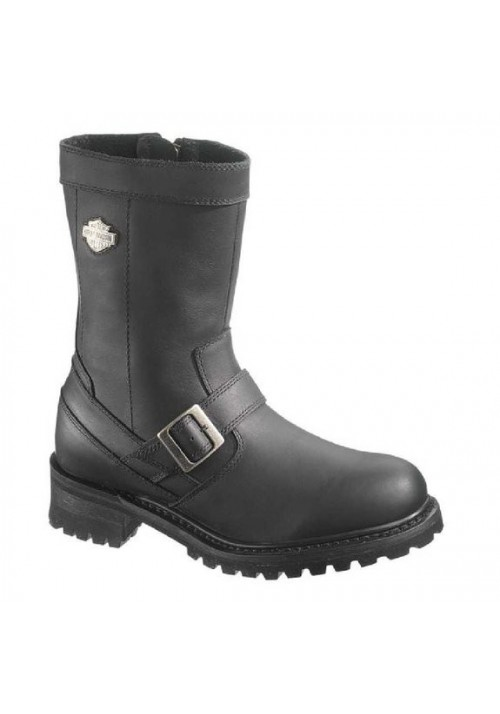 Harley Davidson Boots / Evan Black (Ref : D96004) Boots Moto Men's