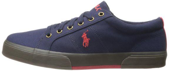 Chaussure Ralph Lauren Homme Bleu