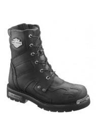 Harley Davidson Boots / Zander Black (Ref : D96029) Men's