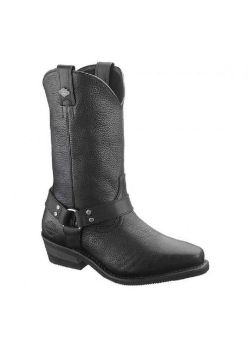 Harley Davidson Boots / Harris Black (Ref : D96030) Men's
