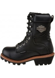 Harley Davidson Boots / Tyson Black (Ref : D95188) Men's