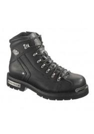 Harley Davidson Boots / Electron Black (Ref : D96017) Men's