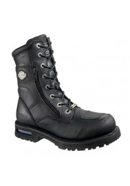 Harley Davidson Boots / Riddick Black (Ref : D98308) Men's