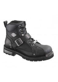 Harley Davidson Boots / Jones Black (Ref : D96010) Men's