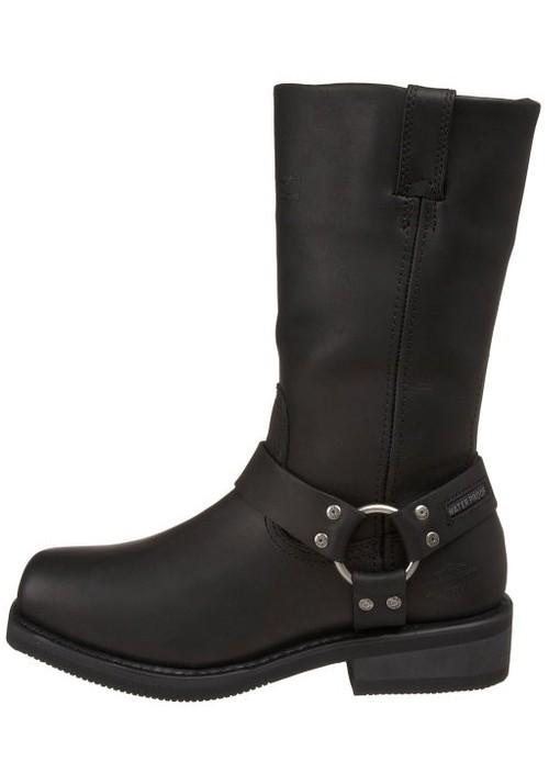 Harley Davidson Boots / Hustin Black (Ref : D95353) Men's