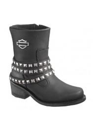 Harley Davidson Boots / Kellyn  Black (Ref : D87029)  Women