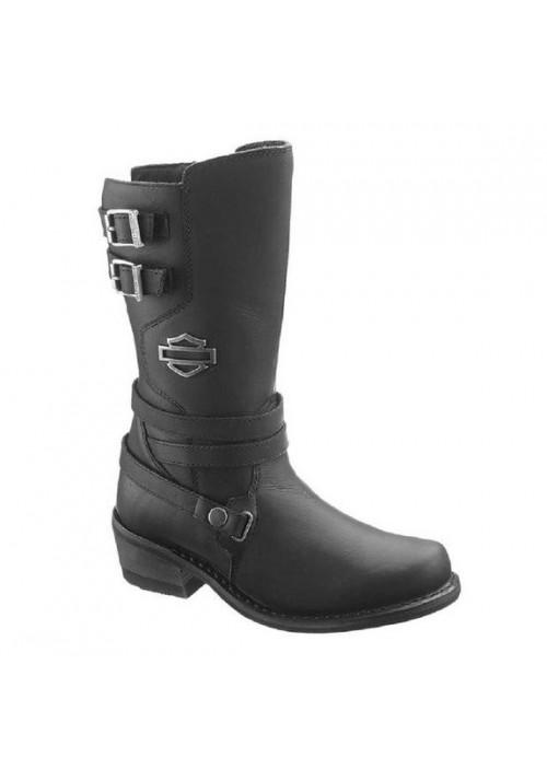 Harley Davidson Boots / Kayleigh Black (Ref : D87023) Women